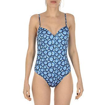La Perla Mare Womens Bathing Suit Blue