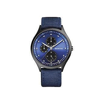 Bering mens watch titanium collection 11741-827