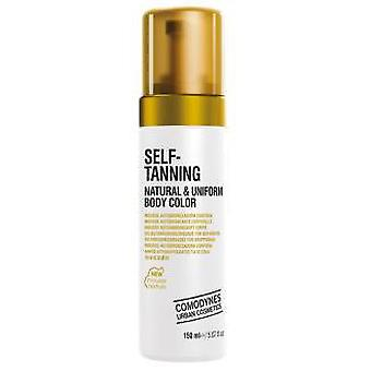 Comodynes Self-Tanning Natural & Uniform Body Color 150 ml