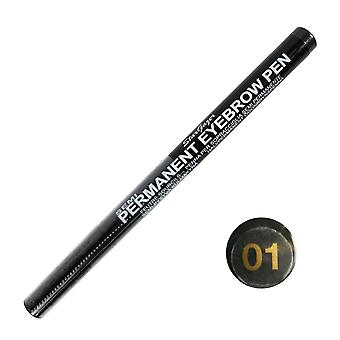 Stargazer Semi Permanent Pen Eyebrow No 1 Black