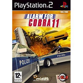 Alarm For Cobra 11 politijagt (PS2)
