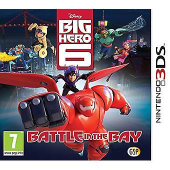 Disney Big Hero 6 Battle in the Bay (Nintendo 3DS)