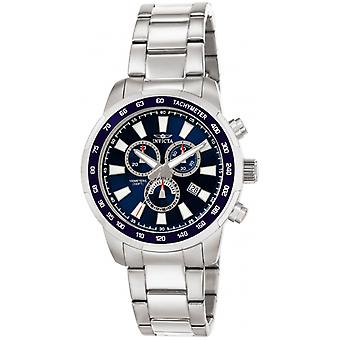 Invicta  Specialty 1556  Stainless Steel Chronograph  Watch