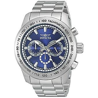 Invicta Speedway 21795 acero inoxidable cronógrafo reloj