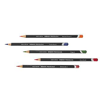 Derwent Procolour Pencil (06 Deep Cadmium)
