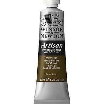 Winsor & Newton Artisan vatten Mixable Oil Colour 37ml (554 Raw Umbra S1)