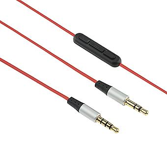 Skullcandy Aviator 2.0 Red 1.2m Replacement Audio Cable