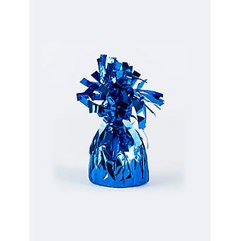 Ballon-Gewicht-Folie eingewickelt blau