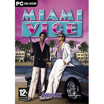 Miami Vice (PC)-fabriks forseglet