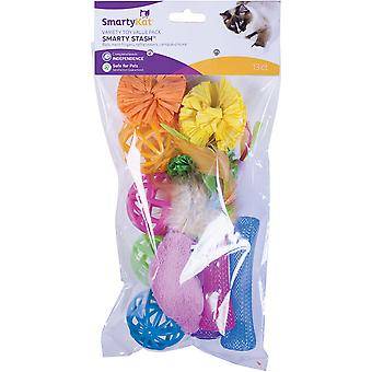 Smartykat Smarty Stash Variety Pack 13Pc-