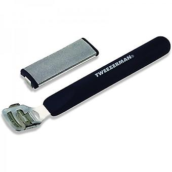 Tweezerman Power Shaver With Rasp