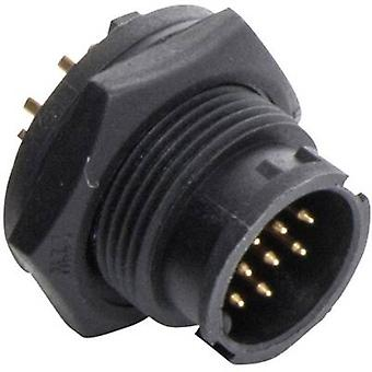 Amphenol LTW 2660-0021-01 Bullet connector Plug, vertical mount Series (connectors): BD Total number of pins: 8 1 pc(s)