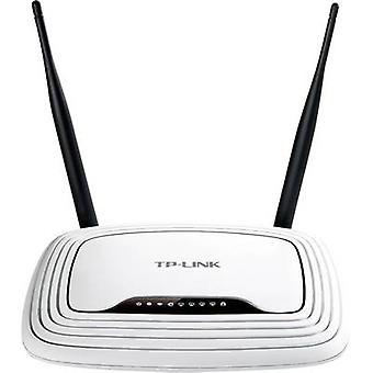 TP-LINK TL-WR841N Wi-Fi router 2.4 GHz 300 Mbps