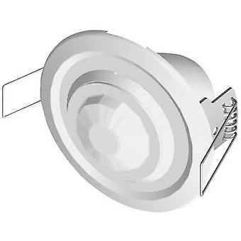 Grothe 94501 Ceiling PIR motion detector 360 ° Relay White IP20 (switch box), IP40 (sensor)