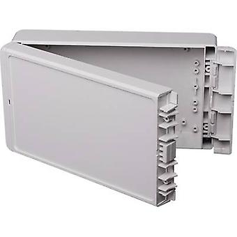 Bopla Bocube B 221306 ABS-7035 Wall-mount enclosure, Build-in casing 125 x 231 x 60 Acrylonitrile butadiene styrene Light grey (RAL 7035) 1 pc(s)