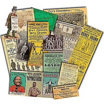Victorian Entertainment Nostalgic Memorabilia Pack
