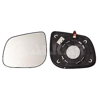 Left Mirror Glass (heated) & Holder for KIA PICANTO 2011-2017
