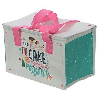 Puckator Cake and Prosecco Picnic Bag