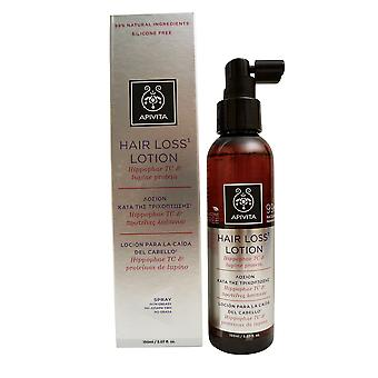 Apivita Hair Loss Lotion with Hippophae TC & Lupine Protein 5.07 OZ