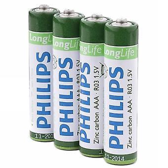Philips-AA-Batterien (4 Stück)