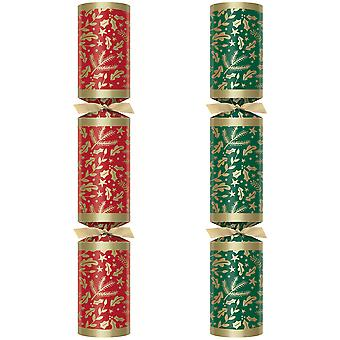 Swantex Winterberry Christmas Crackers 12