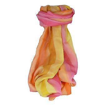 Шелковицы шелковые классический длинный шарф Радуга Krish палитра, пашмины & шелка