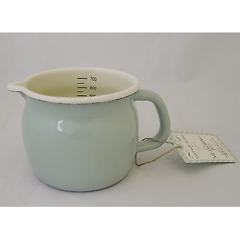 Dexam Vintage Home 0.7L Measuring Jug, Sage Green
