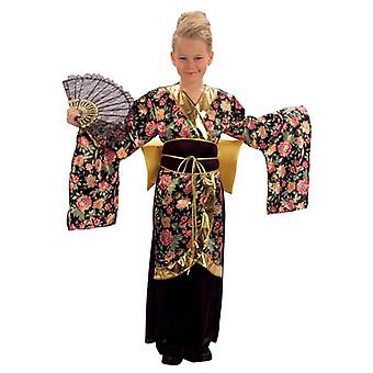 Geisha meisje, Medium.