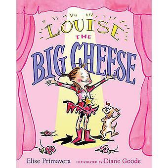 Louise Big Cheese - boski Diva przez Elise Primavera - Diane Goode-