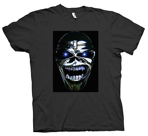 Hommes T-shirt - Iron Maiden - Eddie Head