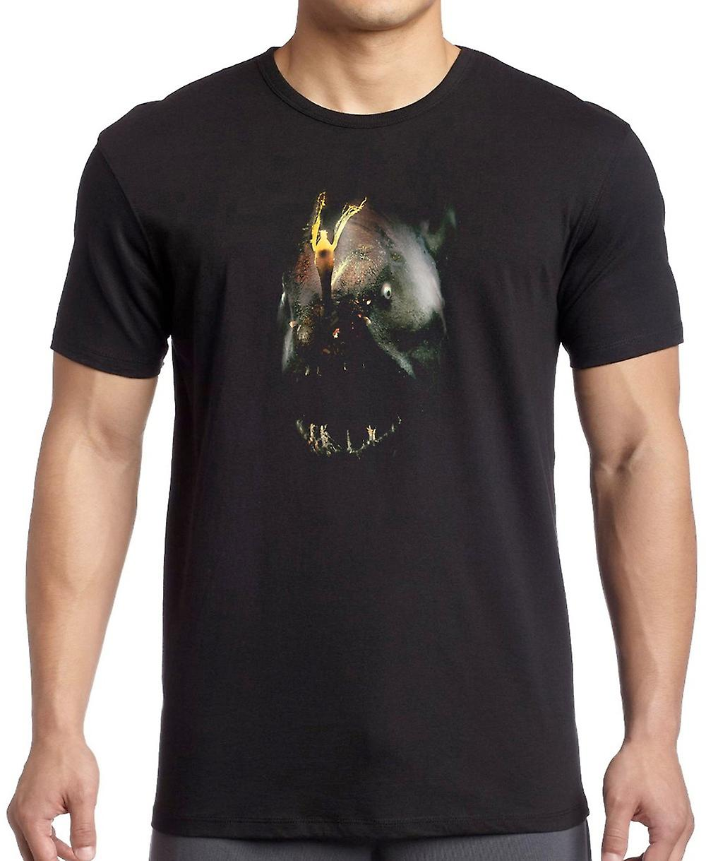 Angler Fish Portrait - Cool Predator Kids T Shirt