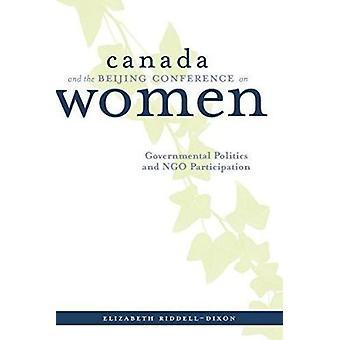 Canada et la conférence de Beijing sur les femmes - politique gouvernementale et