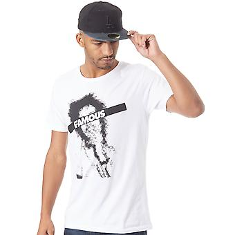Famous Stars and Straps White Rotten MSS T-Shirt