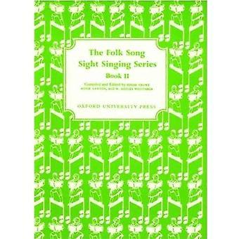 Volkslied aus den Augen singen Buch 2: BK 2