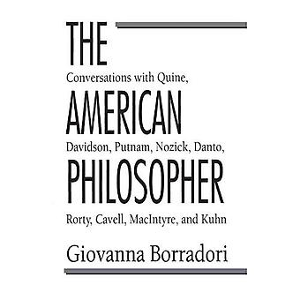 De Amerikaanse filosoof