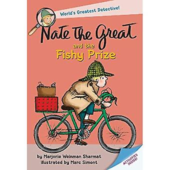 Nate the Great and the Fishy Prize (Nate the Great Detective Stories)