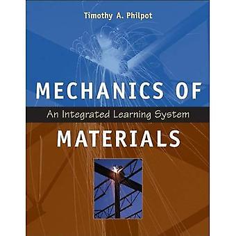 Mechanika materiałów: System nauczania zintegrowanego