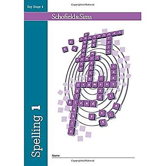 Spelling Book 1 (of 6): Key Stage 1, Year 1 - 2 (Teacher's Guide and Resource Book available separately)