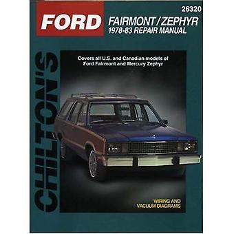Ford Fairmont och Zephyr, 1978-83