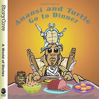 Anansi and Turtle Go to Dinner (StoryCove: A World of Stories)