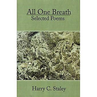 Tous un souffle: Selected Poems