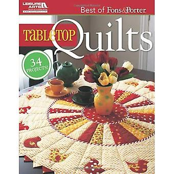Best of Fons & Porter: Tabletop Quilts
