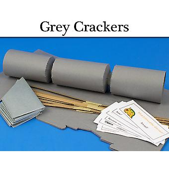 Grey Make & Fill Your Own Cracker Making Craft Kits, Boards & Accessories
