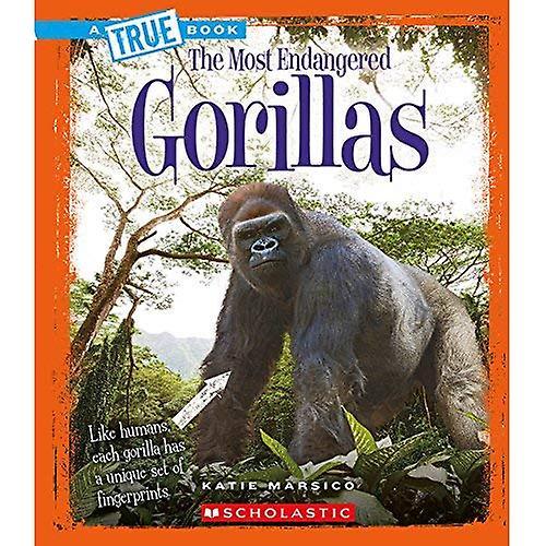 Gorillas (True Book the Most Endangerouge)