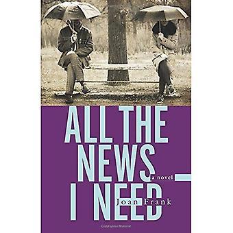 Toutes les infos que j'ai besoin: un roman