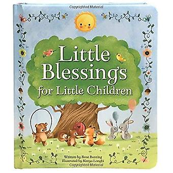 Little Blessings for Little� Children: Padded Board Book (Love You Always) [Board book]