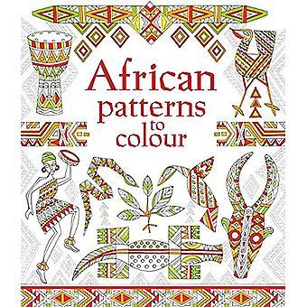 Afrykańskie wzory do koloru przez Struan Reid - David Thelwell - 97814749