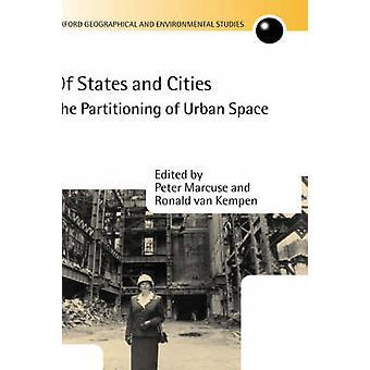 米国および都市のマルクーゼ ・ ピーターによる都市空間の分割
