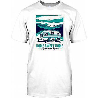 Home Sweet Home - Cool Caravan-Herren-T-Shirt