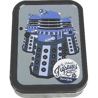 Doctor Who Daleks 165 piece jigsaw puzzle in a tin (hb)